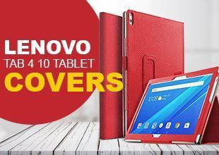 Lenovo Tab 4 10 Tablet Covers
