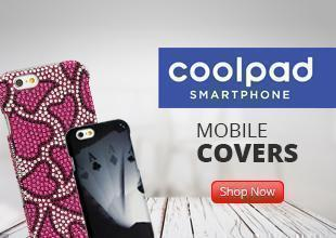 Coolpad Mega 2.5D Mobile Covers