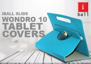 iBall Slide Wondro 10 Tablet Covers