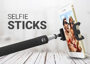 Selfie Stick For Samsung Mobiles