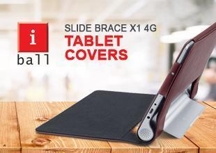 iBall Slide Brace X1 4G Tablet Covers