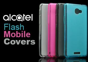Alcatel Flash Mobile Covers