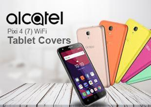 Alcatel One Touch Pixi 4 (7) WiFi Tablet Covers