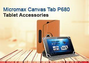 Micromax Canvas Tab P680 Tablet Accessories