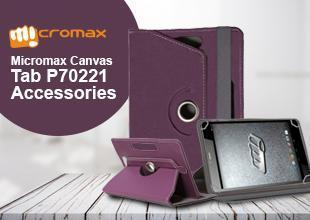 Micromax Canvas Tab P70221 Accessories