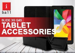 iBall Slide 3G Q45 Tablet Accessories