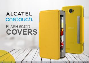 Alcatel OneTouch Flash 6042D Covers