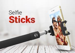 Selfie Stick For Spice Mobiles