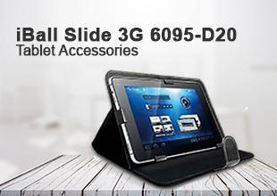 iBall Slide 3G 6095-D20 Tablet Accessories