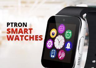PTron Smart Watches