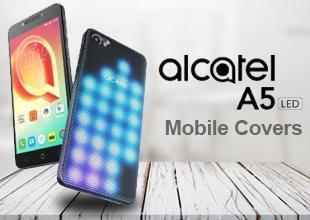 Alcatel A5 LED Mobile Covers