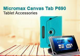 Micromax Canvas Tab P690 Tablet Accessories
