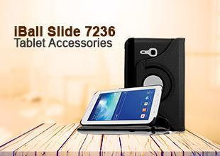 iBall Slide 7236 Tablet Accessories