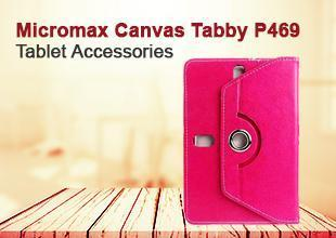 Micromax Canvas Tabby P469 Tablet Accessories