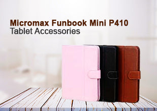 Micromax Funbook Mini P410 Tablet Accessories
