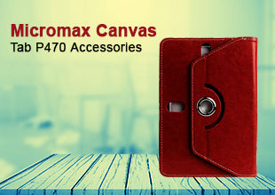 Micromax Canvas Tab P470 Accessories