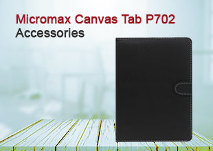 Micromax Canvas Tab P702 Accessories