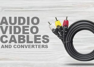 Audio Video Cables and Converters