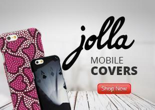 Jolla Smartphone Covers