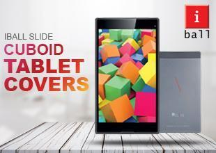 iBall Slide Cuboid Tablet Covers
