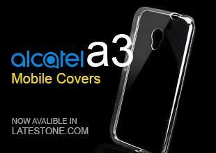 Alcatel A3 Mobile Covers
