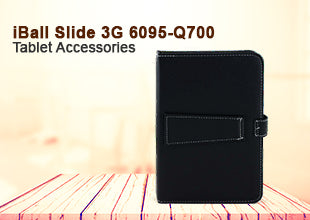 iBall Slide 3G 6095-Q700 Tablet Accessories