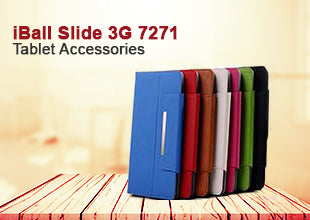 iBall Slide 3G 7271 Tablet Accessories