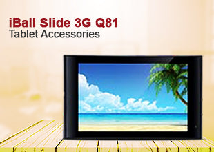 iBall Slide 3G Q81 Tablet Accessories