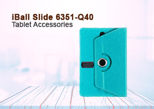 iBall Slide 6351-Q40 Tablet Accessories