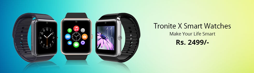 Ptron Tronitex Smart Watches