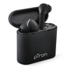 Refurbished - pTron Bassbuds Lite True Wireless Stereo Earbuds (TWS) with Mic - (Black)