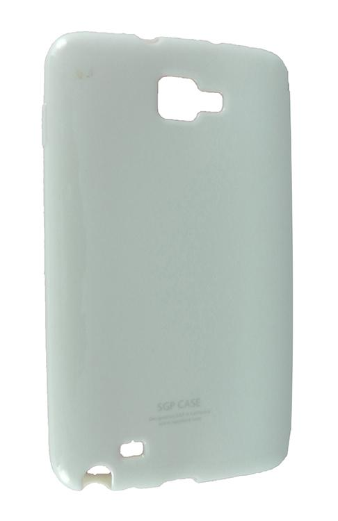 Samsung Galaxy Note i9220 N7000 SGP Back Cover White
