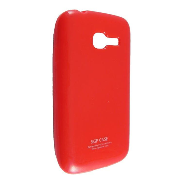 SGP Back Cover Samsung Galaxy S7262 S7260 Red