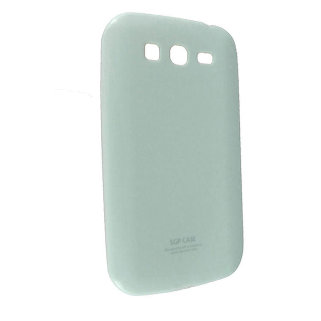 Samsung Galaxy Grand SGP Back Cover White