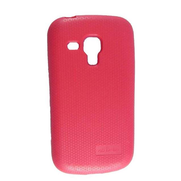 Samsung Galaxy S Duos S7562 Back Cover Soft Back Case Pink