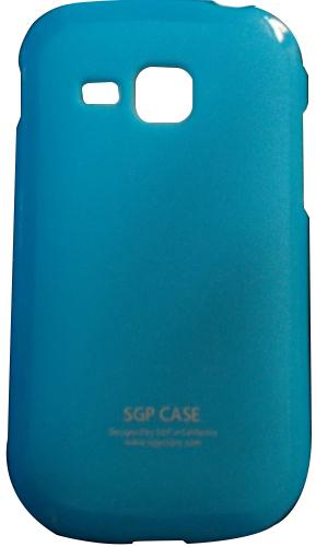 SGP Back Cover For Samsung Rex 60 sky blue