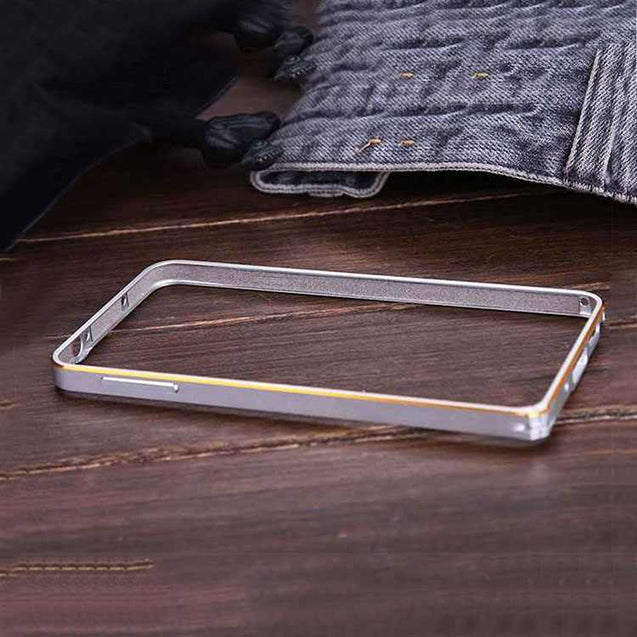 Samsung Galaxy Note 3 Bumper Case Sliver
