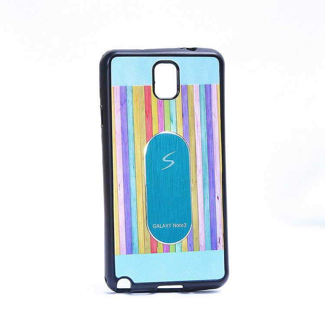 Samsung Galaxy Note 4 Multi Color TPU Back Cover Case Sky Blue