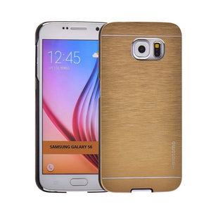 Samsung Galaxy S6 Hard Back Cover Case Gold