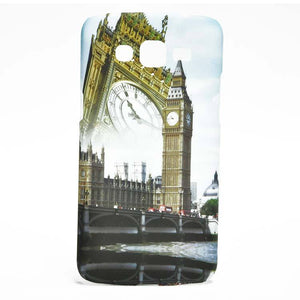 Samsung Galaxy Grand Hard Back Cover Clock Tower Designed Case