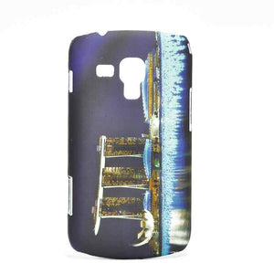 Samsung Galaxy S Duos S7562 Back Cover pool Designed Hard Back Case
