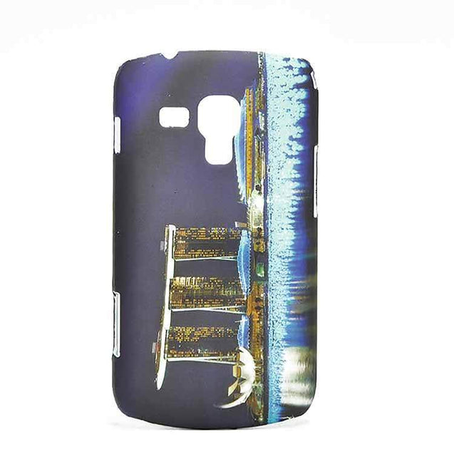 Samsung Galaxy S Duos 2 S7582 Back Cover pool Designed Hard Back Case