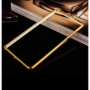 Xiaomi Mi Note Metal Bumper Case Gold Gold