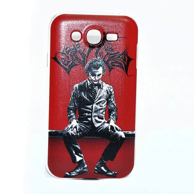 Samsung Galaxy Grand Back Cover Joker Printed Fashion Hard Back Case
