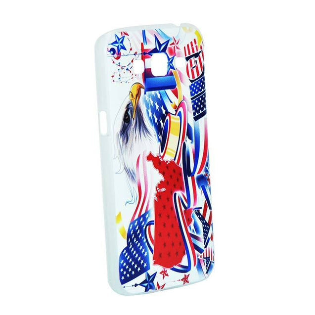 Samsung Galaxy Grand 2 Back Cover Eagle Printed Fashion Hard Back Case