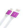 USB Lightning Cable Sync Data Cable Charger Compatible For Apple iPhone 5 5s Red