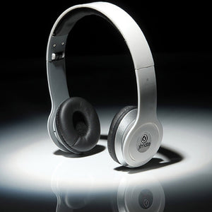 Xmate High Quality Stereo Headphones With 3.5mm Jack For Lenovo K320T (White)