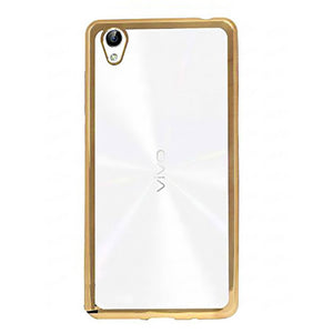 Vivo Y51 Back Cover Chrome TPU Case