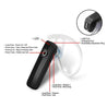 Buy Xmate Genie Mini Bluetooth Earphone, Get Full Spring Metal 3.5mm Aux Cable Free