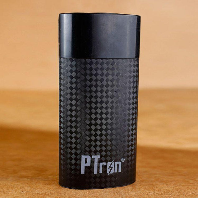 PTron Flash Mini 3000mAh Power Bank (Black)